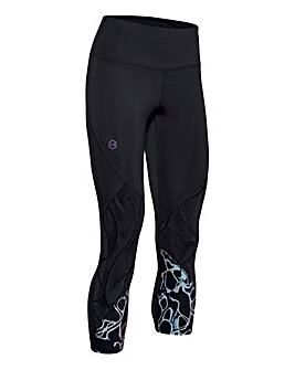 Under Armour Graphic Crop Legging