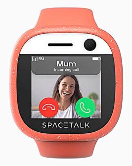 Spacetalk Adventurer 4G Kids Smartwatch - Coral