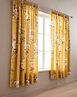Catherine Lansfield Canterbury Curtains