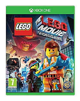 The Lego Movie Video Game Xbox One