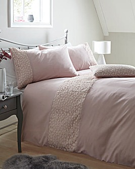 Isabella Embroidered Duvet Set