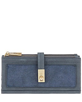 Accessorize Soft Double Flap Wallet