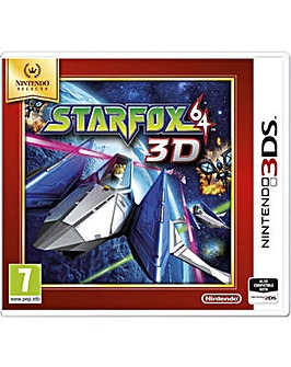 Starfox 64 Selects Range 3DS