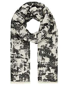 Accessorize Graphic Mono Blanket