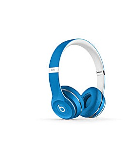 Beats Solo2 On-Ear  Luxe Blue