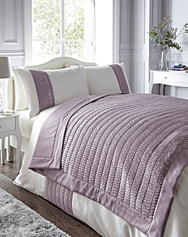 Mirage Sequin Heather Throw