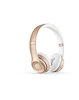 Beats Solo2 Wireless  Gold