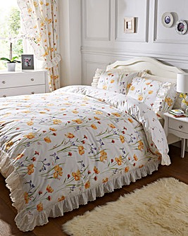 Vanessa 180 Thread Count Duvet Cover Set