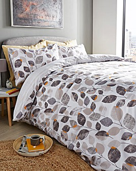 Morgan Natural Duvet Cover Set