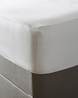 Egyptian Cotton 400 Thread Count Extra Deep Fitted Sheet