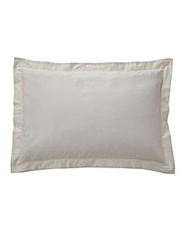 Egyptian Cotton 400 Thread Count Oxford Pillow Case