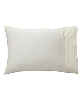 600 TC Sateen Housewife Pillow Case