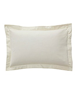 600 TC Cotton Sateen Oxford Pillow Case