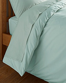100% Cotton Percale 200 TC Flat Sheet