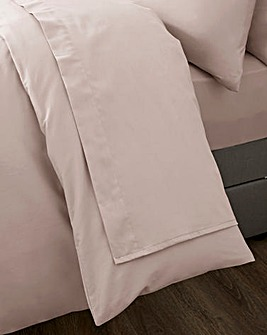 100% Cotton Percale 200 Thread Count Flat Sheet