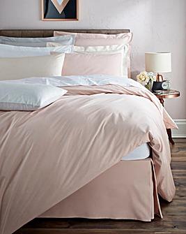 100% Cotton Percale 200 TC Duvet Cover