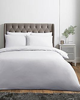 100% Cotton Percale 200 Thread Count Duvet Cover