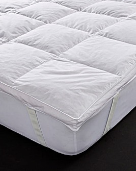 Dreamy Nights Duck Feather Mattress Topper