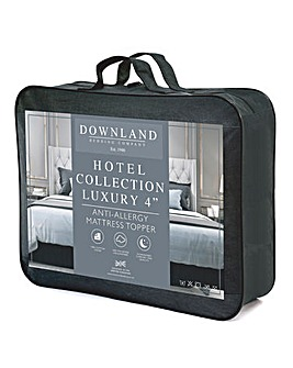 Downland Hotel Quality Mattress Topper