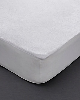 Waterproof Fleece Mattress Protector
