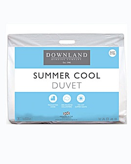 Summer Cool Hollowfibre 4.5 Tog Duvet