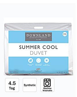 Summer Cool Hollowfibre 4.5 Tog Duvet
