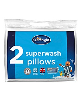 Silent Night Superwash Pillows