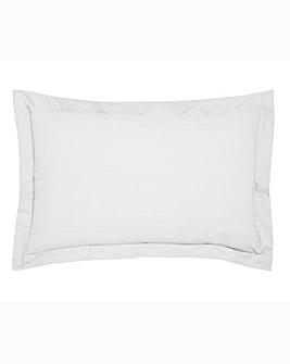 White 180 TC Oxford Pillowcases