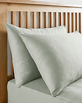 Grey 180 TC Housewife Pillowcases