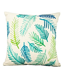 Fern Leaf Outdoor Cushion
