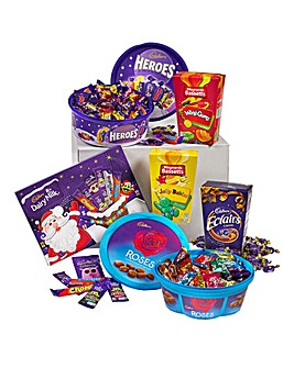 Cadbury Christmas Hamper