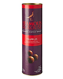 Famous Grouse Whisky Milk Truffles