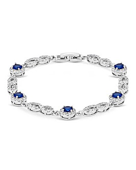Jon Richard Montana Infinity Bracelet