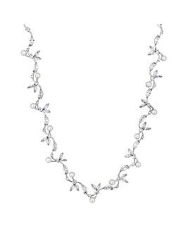 Alan Hannah Pearl Vine Allway Necklace