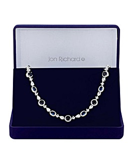 Jon Richard Montana Halo Allway Necklace