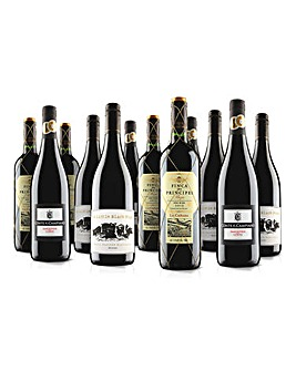 Virgin Wines 12 Must Have Reds Case
