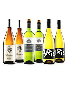 Virgin Wines Essential White Six Pack