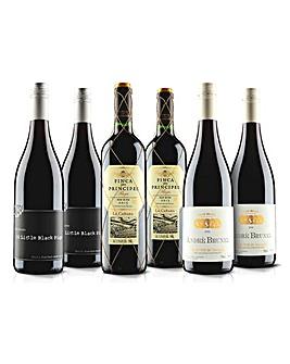 Virgin Wines Essential Red Six Pack