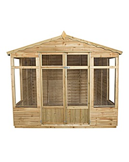Forest Oakley Summerhouse 8x6