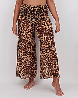Figleaves Curve Flared Beach Pant