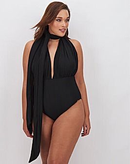 Figleaves Curve Ibiza Plunge Ways To Wear Swimsuit