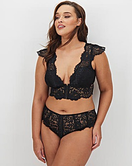 Figleaves Curve Floral Lace Bralette
