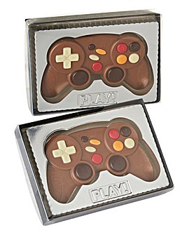 Set Of Two Chocolate Controllers