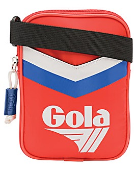 Gola Goodman Chevron pocket bag