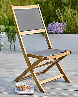 Pair of Savannah Folding Chairs
