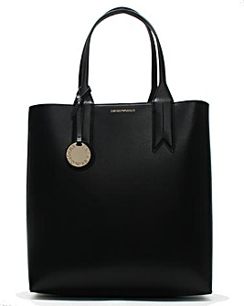 Emporio Armani Frida Tall Shopper Bag