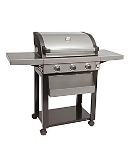 Leisure Grow Dante 3 Burner Barbecue