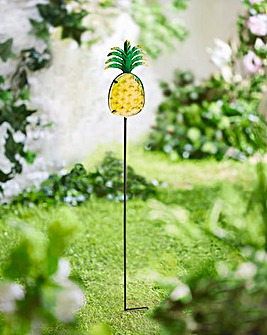 Pineapple Stake Ornament