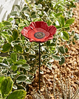 Poppy Bird Feeder / Bath