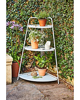 3 Tier Metal Planter